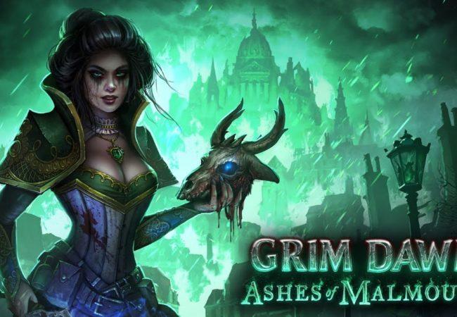 Grim Dawn Ashes of Malmouth header
