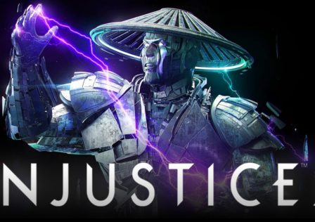 Injustice 2 Raiden