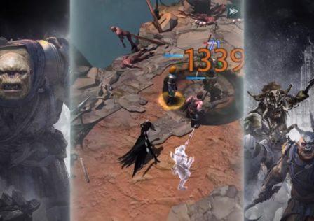 La Terra di Mezzo L'Ombra della Guerra mobile game