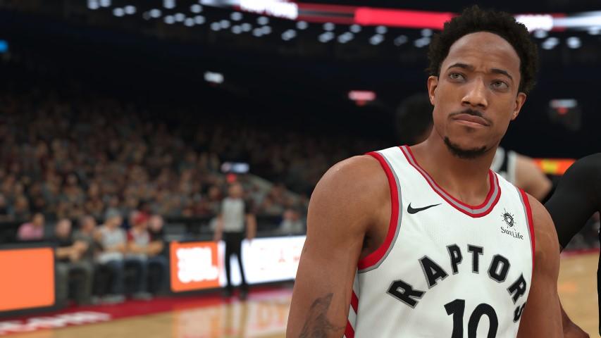 NBA 2K18 A