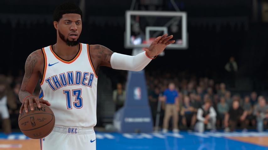 NBA 2K18 E