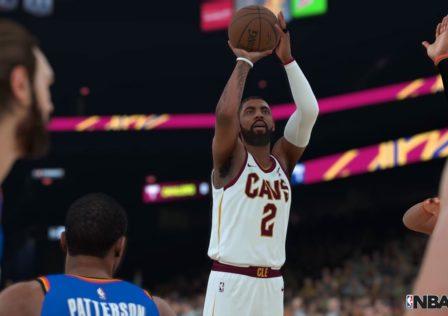 NBA 2K18 G