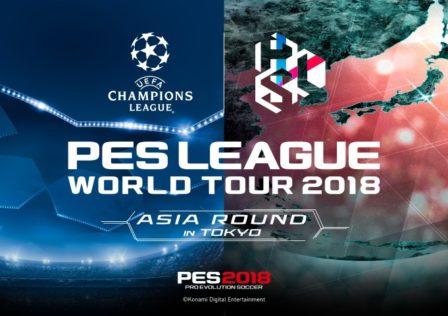 PES League World Tour Asia Round