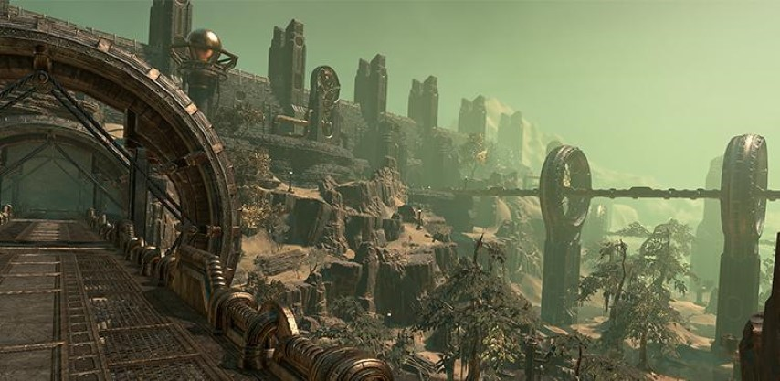 The Elder Scrolls Online dlc Clockwork City