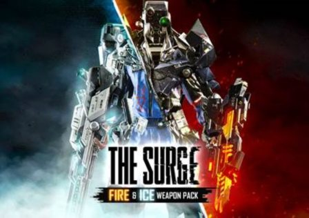 The Surge Firge e Ice waepon pack