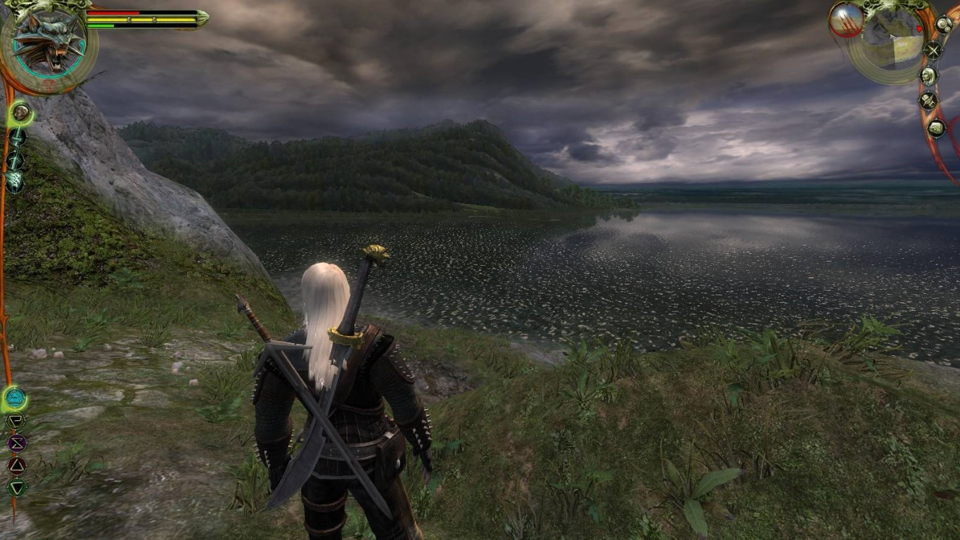 The witcher 1 screen 1