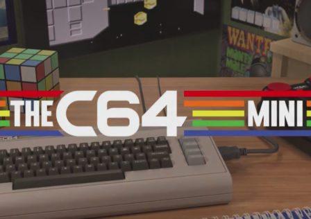TheC64-MIni