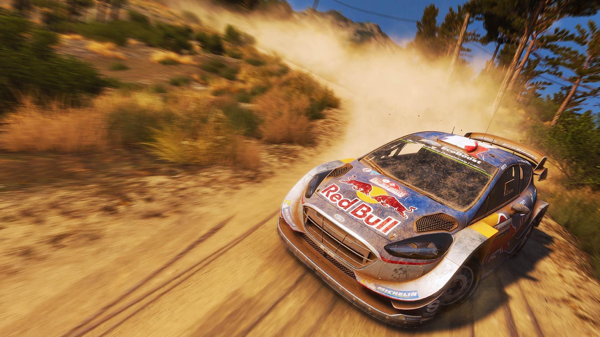 WRC 7 D