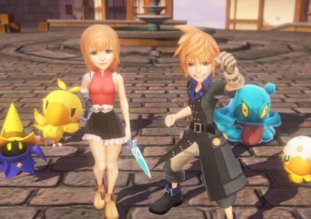 World-of-Final-Fantasy A