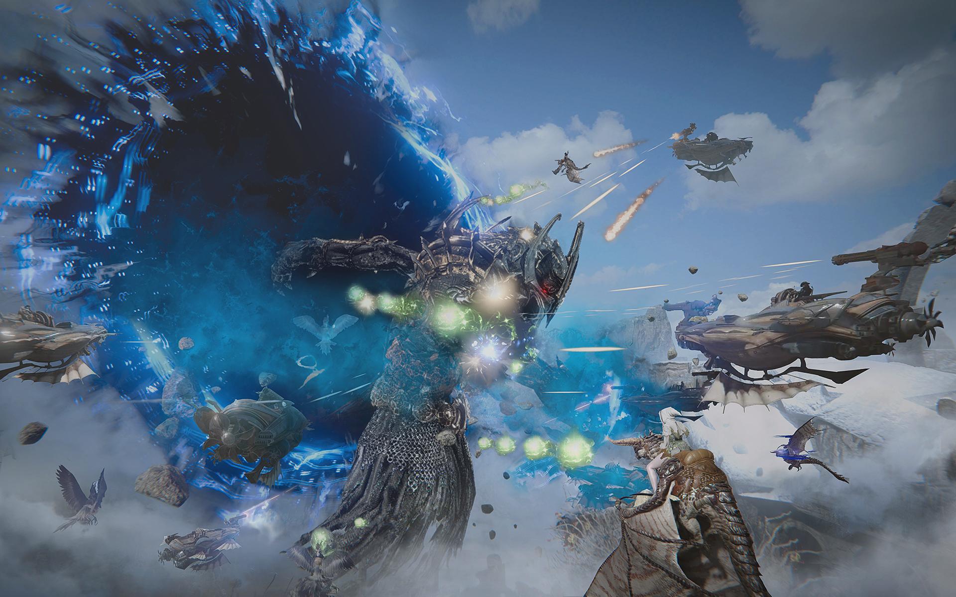 Ascent: Infinite Realm è il nuovo MMORPG targato Bluehole