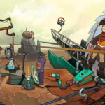 Chaos on Deponia PS4 B