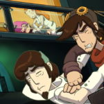 Chaos on Deponia PS4 F