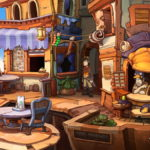 Chaos on Deponia PS4 I