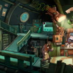 Chaos on Deponia PS4 L