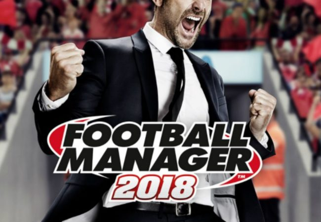 Football Manager 2018 disponibile