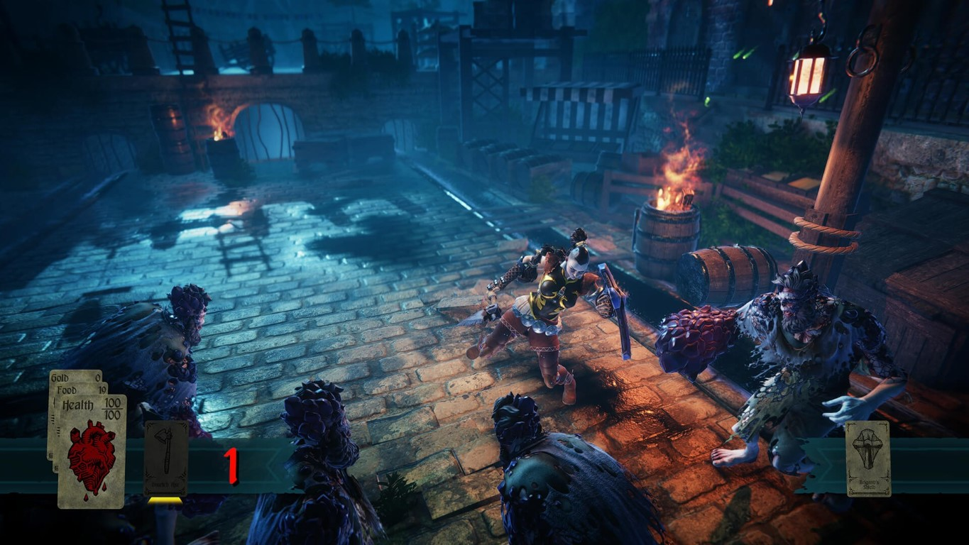 Hand of Fate 2 A