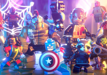 Lego Marvel Super Heroes 2 A