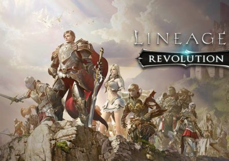 Lineage 2 Revolution A