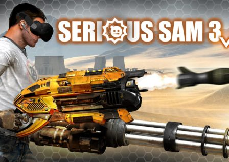 Serious Sam 3 VR – Key Art