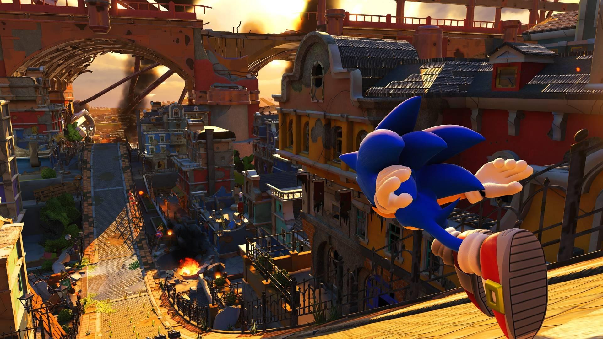 Sonic Forces D