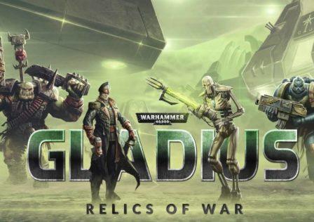 Warhammer 40000 Gladius Relics of War Banner