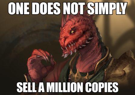 divinity original sin 2 meme per il milione di copie vendute