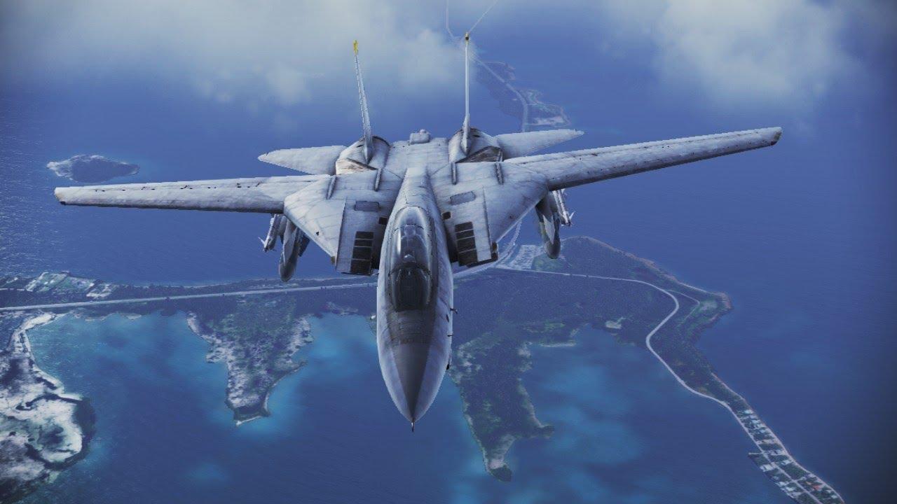 Ace Combat Infinity A