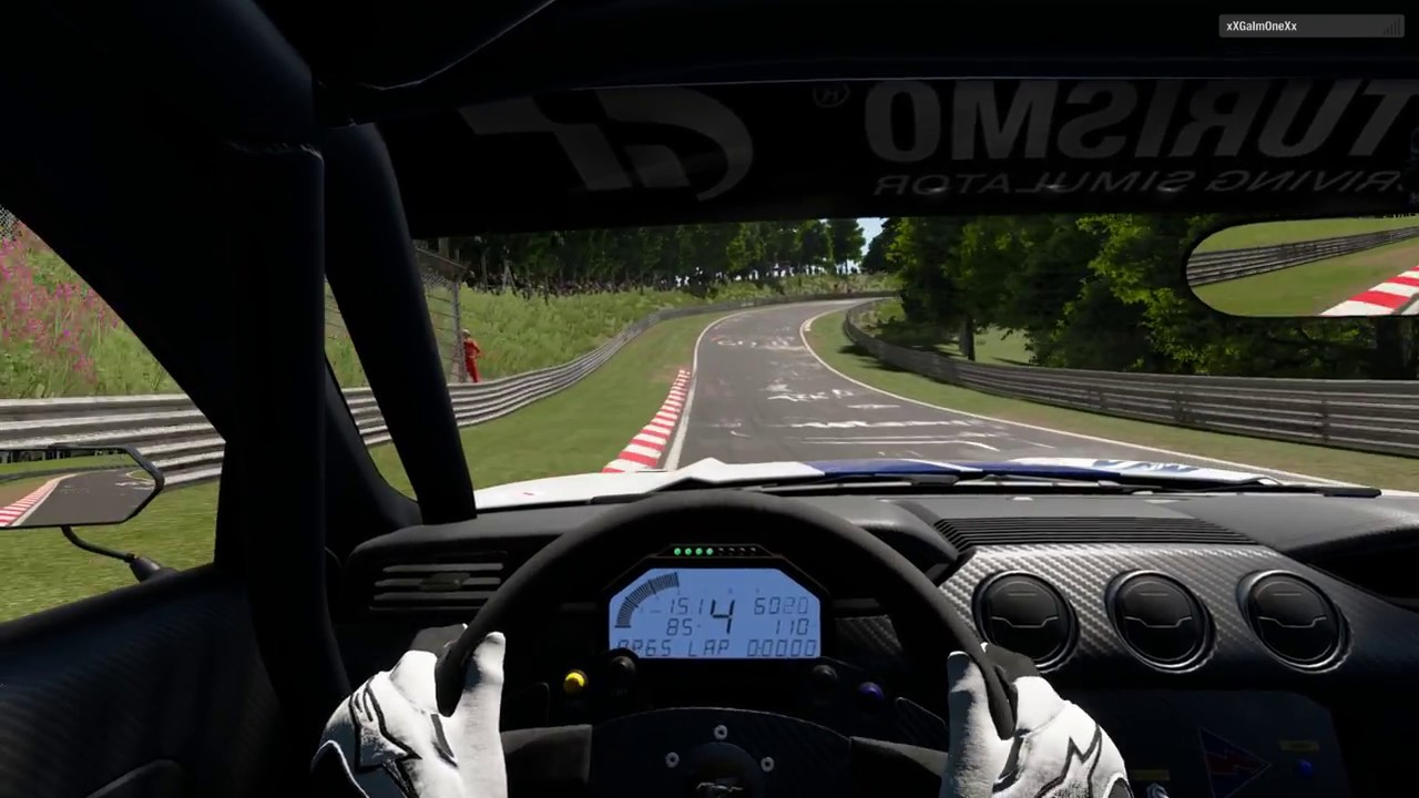 GT Sport Cockpit