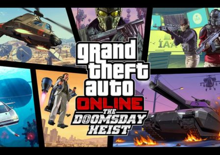 GTA Online The doomsday heist
