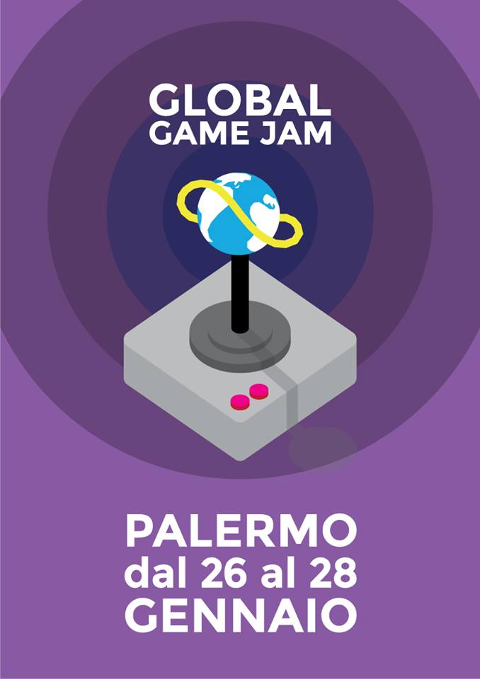 Global Game Jam 2018 Palermo
