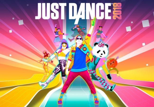 Just Dance 2018 A