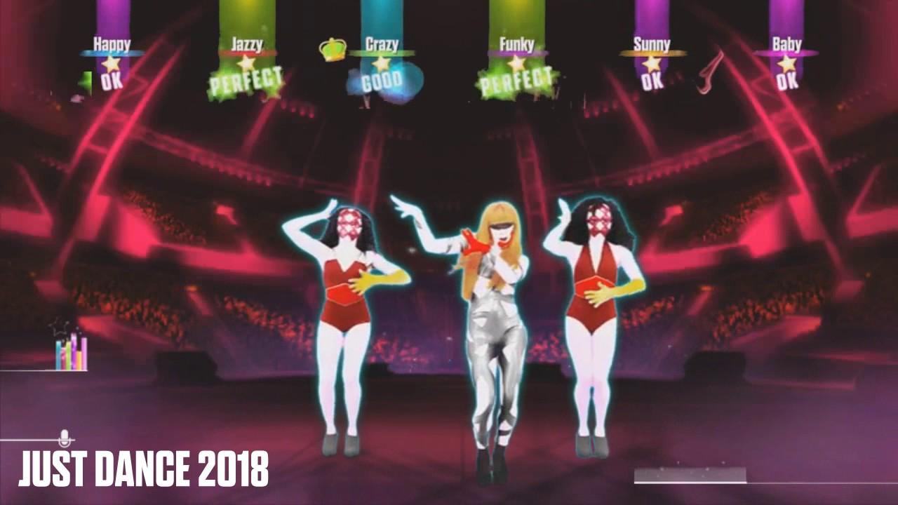 Just Dance 2018 B