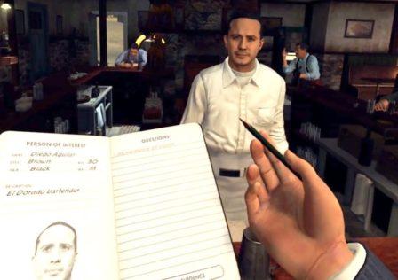 L.A.Noire the vr case files