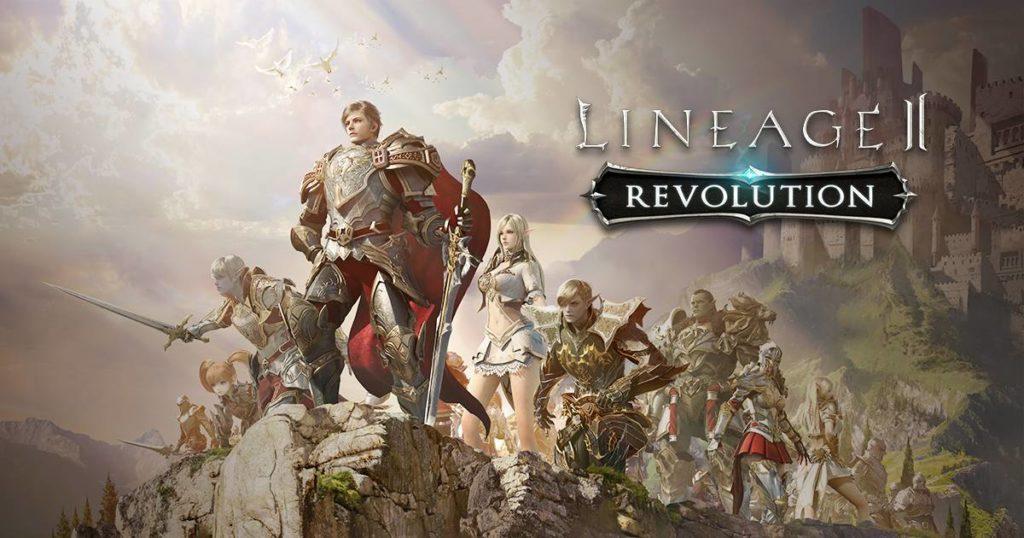 Lineage II Revolution A