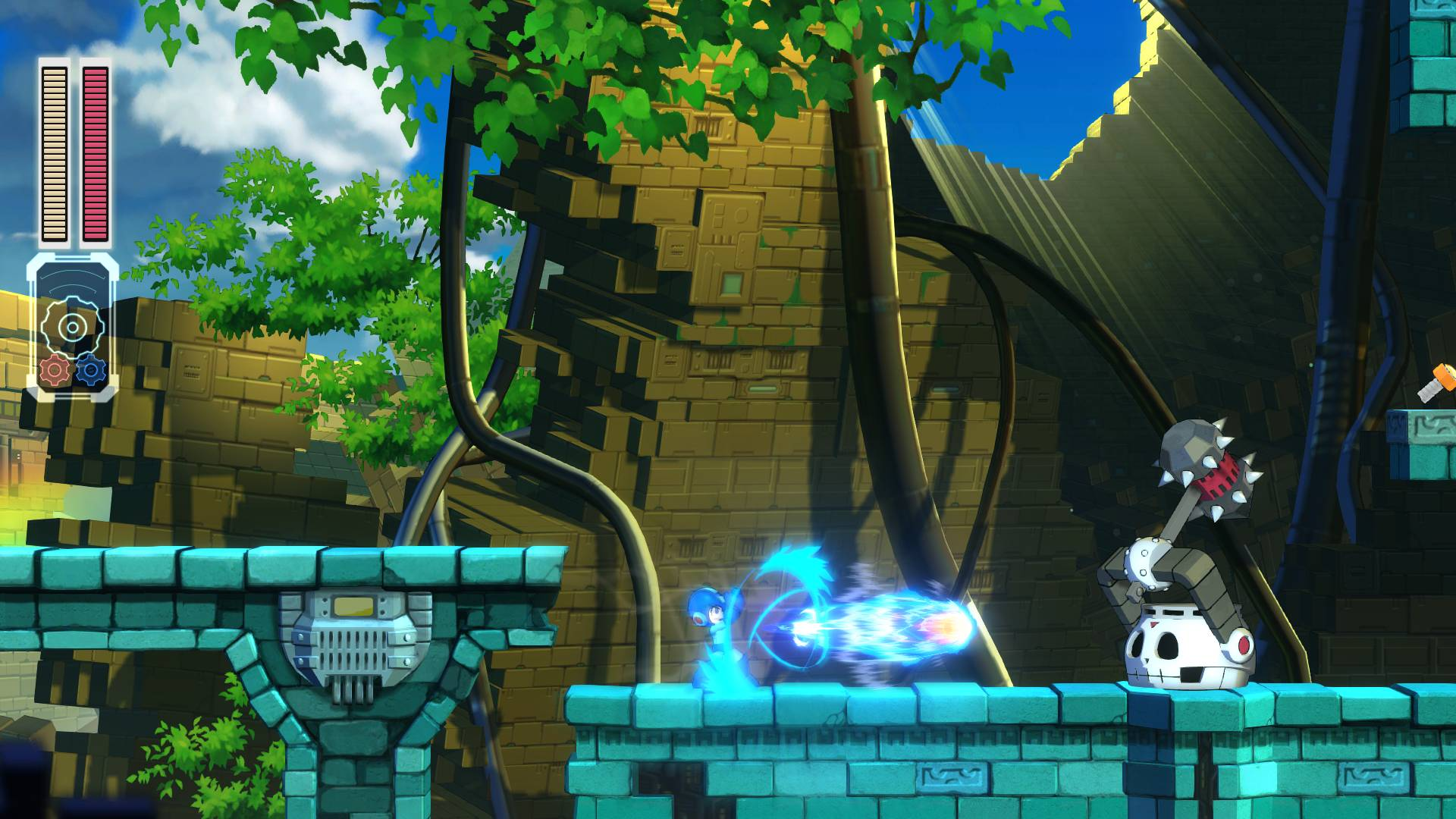 Mega Man 11 annunciato per PC, PS4, Xbox One e Switch