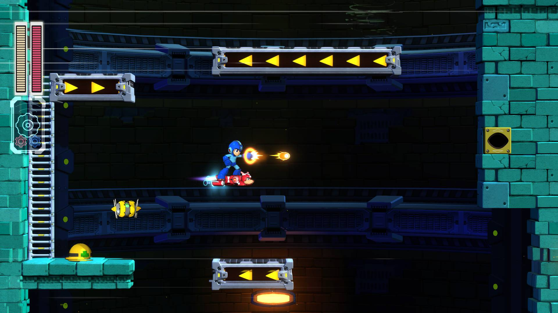 Capcom annuncia ufficialmente Mega Man 11