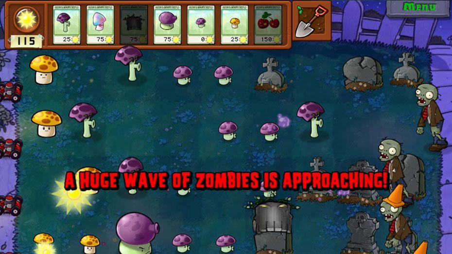 Plants VS Zombies B