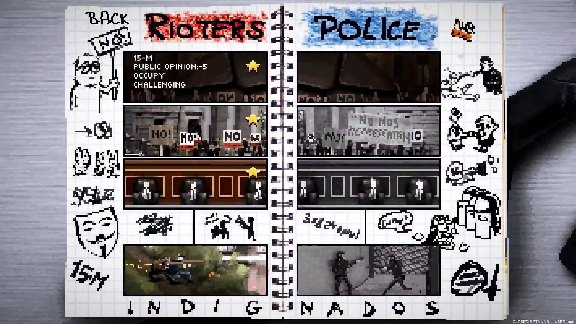 Riot D