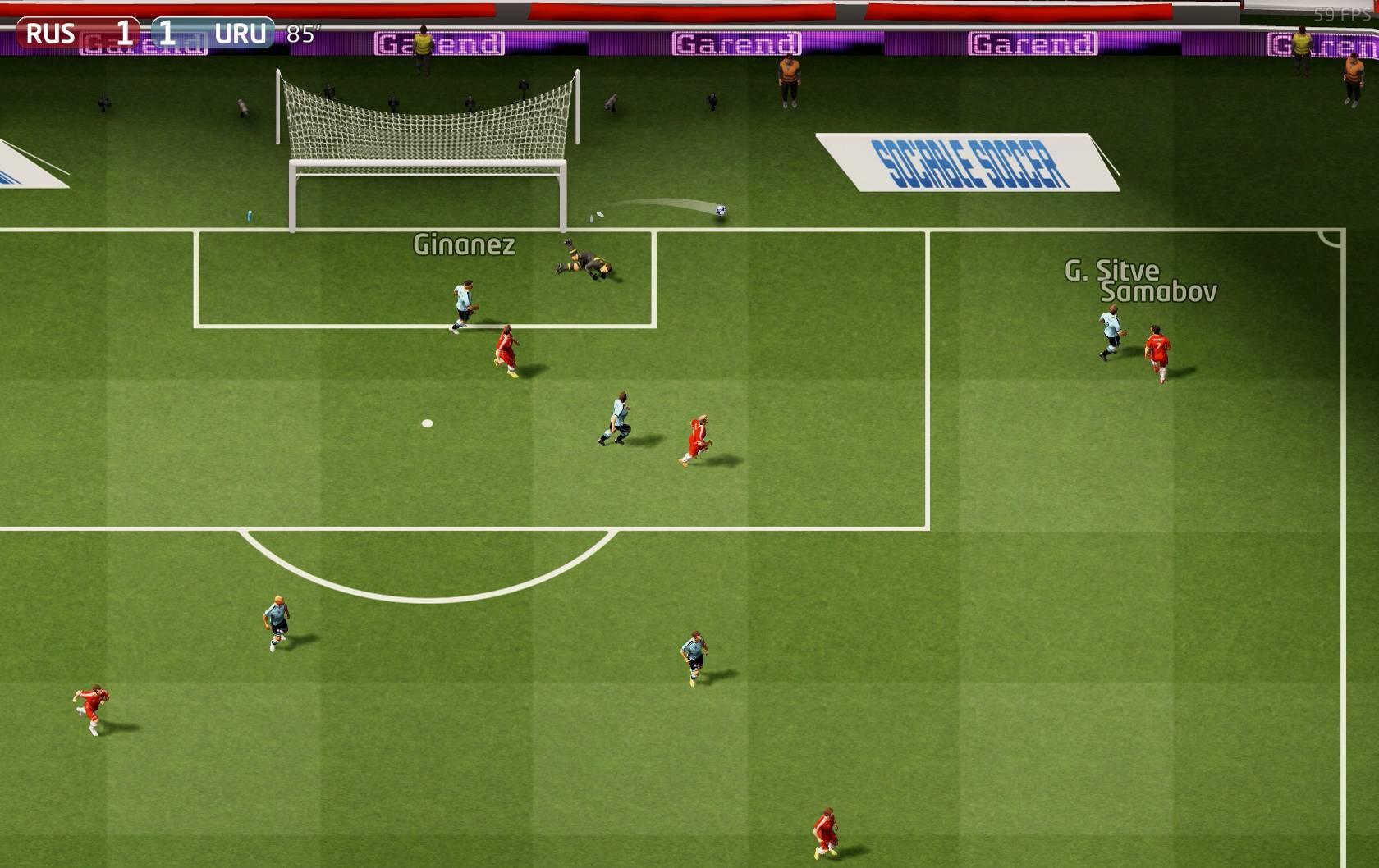 Sociable Soccer 111217B