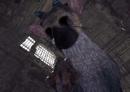 The Last Guardian VR A