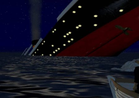 Titanic Adventure Out of Time B