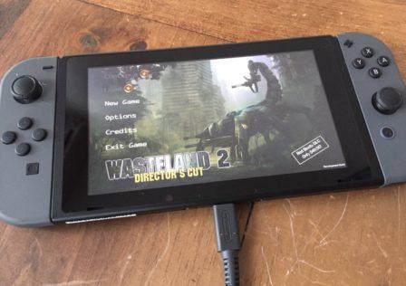 Wasteland 2 su Nintendo Switch