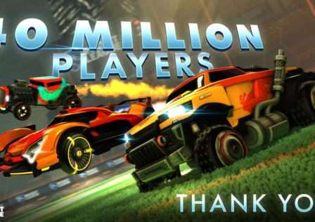 40 milioni di giocatori per rocket league