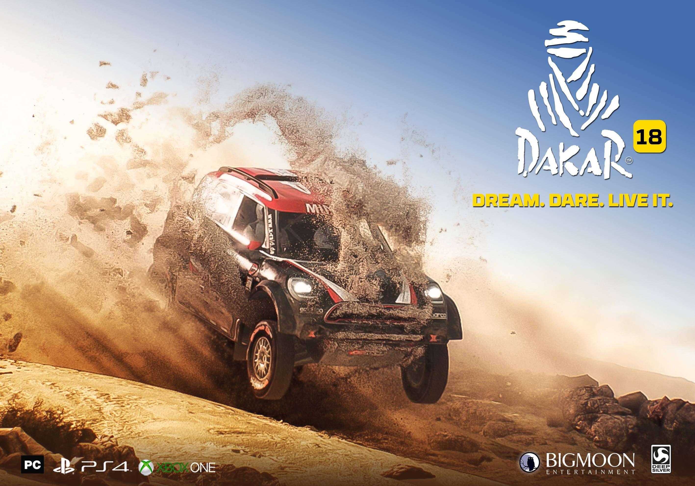 Bigmoon Entertainment e Deep Silver annunciano 'DAKAR 18'
