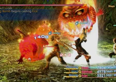Final Fantasy XII The Zodiac Age F
