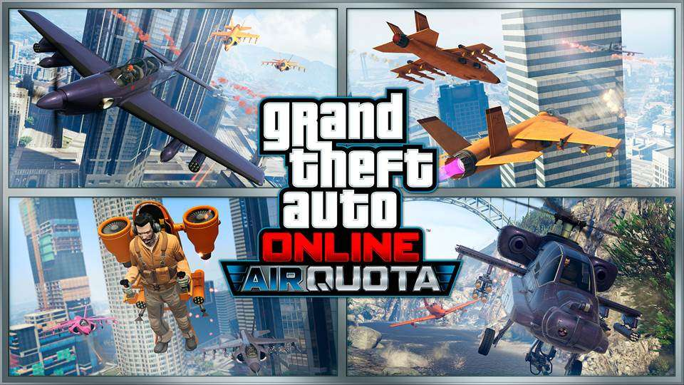 GTAOnline Air Quota
