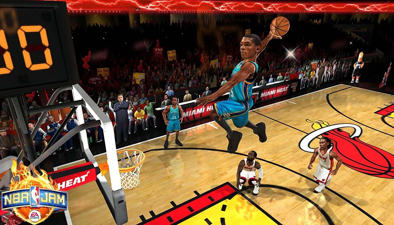 NBA Jam A