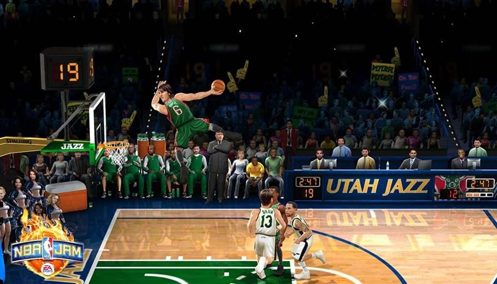 NBA Jam B