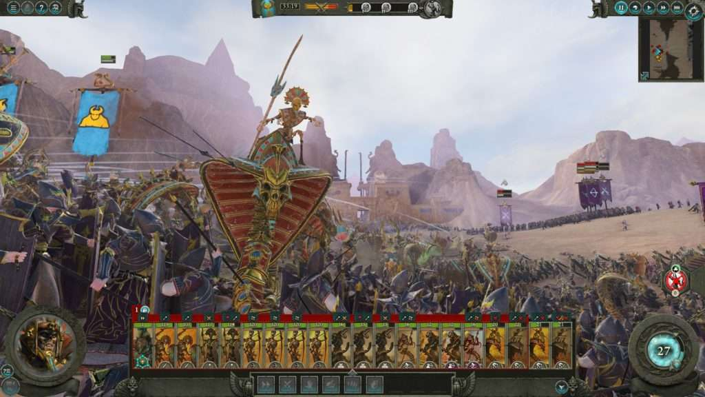 Rise of the Tomb Kings 7