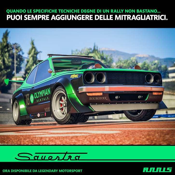 Savestra GTA Online